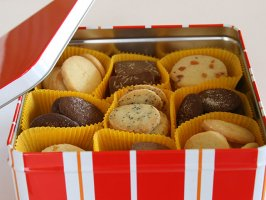 Mixed Cookie Tin