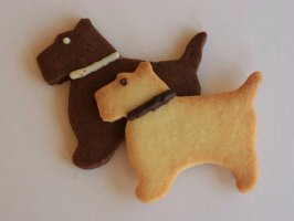 Shortbread Scotties