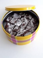 Brownie Tin